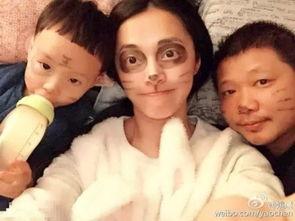 陈妍希为儿子取名获点赞,相比而言邓超 杜江等就太随意了