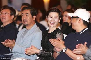 中国著名演员张国立、徐帆、颜丙燕及导演王岳伦等圈内人士出席发布...
