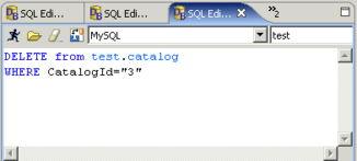 ...delete sql 脚本-Eclipse3.0中配置SQLExplorer插件