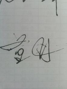 董丹的艺术签名怎么写