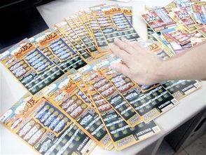 千余张刮刮乐彩票-彩票迷偷走5000张彩票 全部刮开中奖2700元
