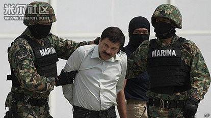 乔奎恩·古兹曼是墨西哥最大的毒品大亨,专门从哥伦比亚进口可卡因...
