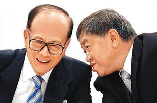李嘉诚管家年薪1.8亿 远超李嘉诚儿子