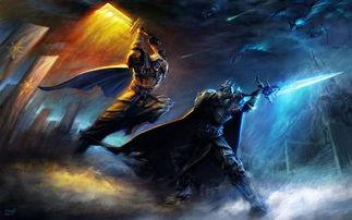 魔兽世界阿尔萨斯王子堕落之路 加冕