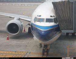 CZ3282 航班实录