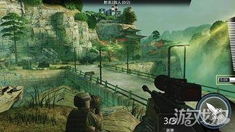致命狙击手游的画面调教达到了次世代水准.   FPS老玩家
