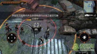 击游戏,本作的上帝视角采用了最... 左手操纵角色的移动,右手负责开...