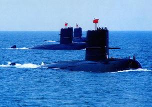 ...料图:中国海军039宋级潜艇攻击群