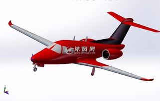 一款玩具飞机设计模型