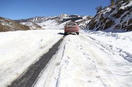 探寻消失的地平线 下 滇臧 川藏交汇处正月路况