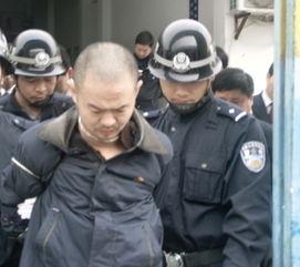 ...被验明正身后,押赴刑场执行死刑.IC图-熊振林被枪决
