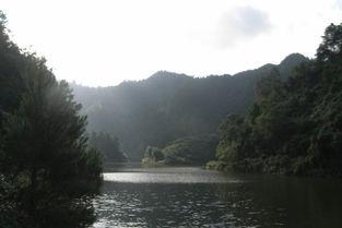青云湖国家森林公园旅游