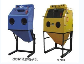 涂装设备 广东喷砂机,转盘式喷砂机,不锈钢喷砂机,磨沙喷砂机