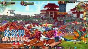 领地图腾 帮派战全新导火索   领地争夺战是《成吉思汗2》的特色玩法...