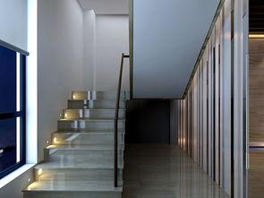 楼梯间-枫尚人家装饰