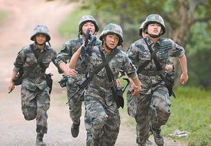 军人训练-9年军营淬火 11个藏族战士个个当上班长