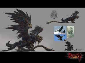 ,一座飞船投下混沌古兽--它不断制造混沌兽军团、并在所有走过的地...