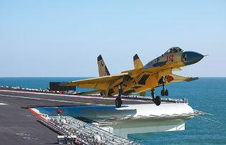 零号实验舰-...舰开展触舰复飞试验.-中国评论新闻 辽宁舰有上万个与飞机有关接...