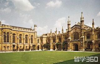剑桥大学校园设施