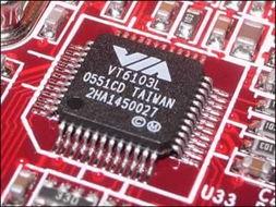 VT6103L网卡芯片   这款主板集成的网卡芯片为VT6103L,可以支持10/...