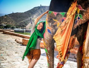 ...赞亚洲最美瑜伽教练
