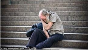 调查称8成美国成人身处窘境 无饭吃或快失业