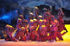 天族改革进行中-5月3日,大型音画舞蹈诗——《天域天堂》将亮相人民大会堂.该剧由...