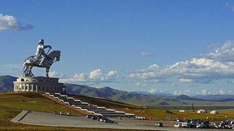 宇宙之墓-太空搜索成吉思汗墓:8万张卫星照锁定55个遗址-图片