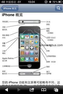 iPhone使用手册5.1固件