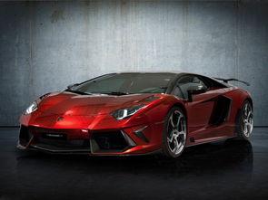 2012款Mansory Lamborghini Aventador