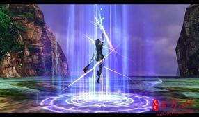 天下3 弈剑九玄天元诀技能新特效及视频展示