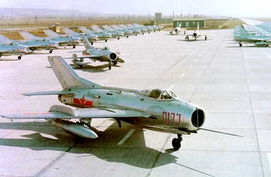 国产歼-6型歼击机-历程 痛击美军入侵飞机