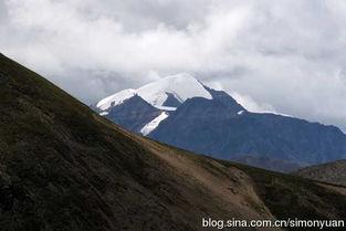 长镜头在米拉山口用一用,拍摄远处的雪山-在路上 林芝 811西藏苦旅3