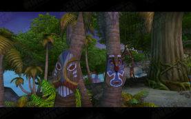 ...巨魔特色的面具开始……[详细]-巨魔新手村一览