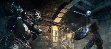 进化武器-越虐越开心 黑暗之魂3 为啥如此受欢迎