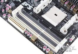 fd78a19e0002498e-A85芯片组支持两张独立显卡交火,因此精英A85F2-A提供了2条PCI-E...