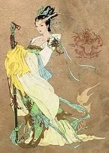 中国古代12个女人的奇葩名字,看到第一个我就喷饭了