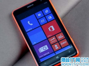 ...纷手机 诺基亚625特价仅售980元