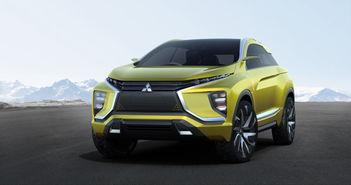 三菱汽车两全新SUV概念车将亮相上海车展