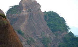 丹霞山阴阳石的含义有哪些