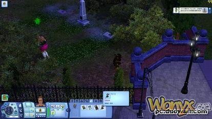 模拟人生3 游戏心得 恐怖分子黑妹养成计划