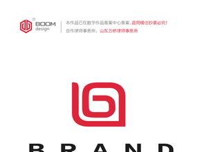 LG电子科技服装企业标志logo设计