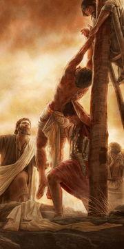 亚利马太的约瑟勇敢表明立场