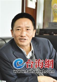 厦门市公路局局长王巨创 三条北站快速道主车道通车