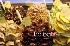 ...意大利最好吃的Gelato冰激凌大搜罗