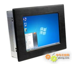 ...4 inch industrial touch panel pc 800x600