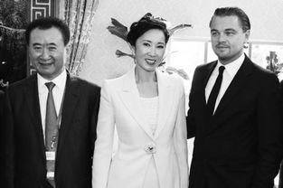 林宁年轻时照片-王健林夫妇也来抢镜啦