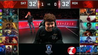 ...ROX视频汇总 22日lols6总决赛半决赛SKT vs ROX比赛视频回看汇总 ...