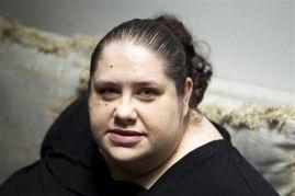 全球最肥胖母亲的另类生活