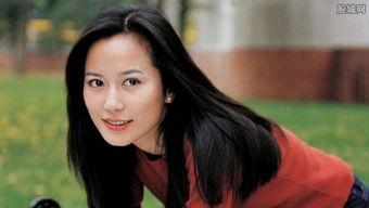 俞飞鸿年轻时的照片 不老的气质女神令人羡慕